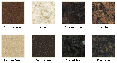 Wood Cabinets And Flooring Granite Countertops Sears